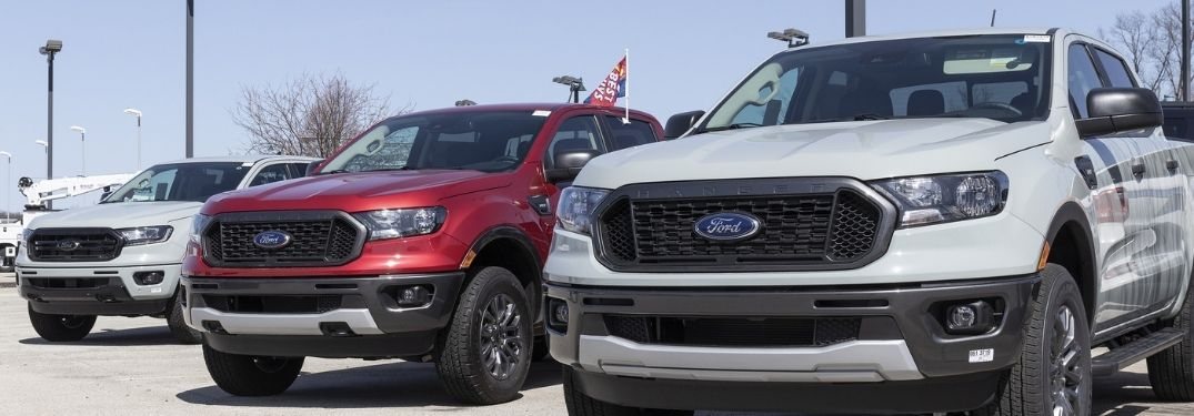 Ford Gold and Blue Certified Pre-Owned Vehicles