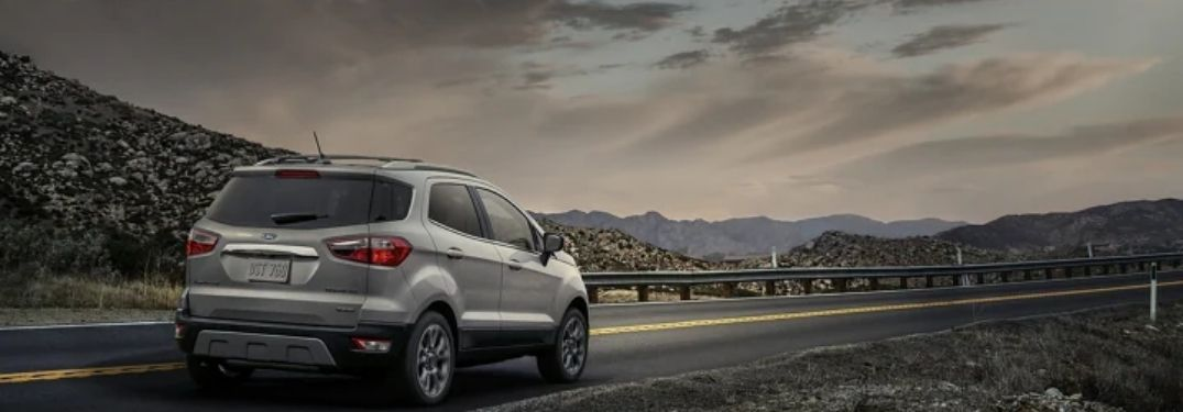 Is the 2021 Ford EcoSport Safe?