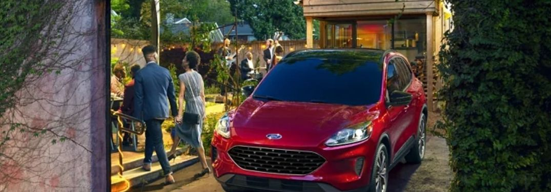 Is the 2021 Ford Escape Comfortable?