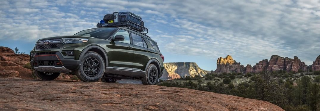 Which 2021 Ford Explorer Trim is Right for Me?
