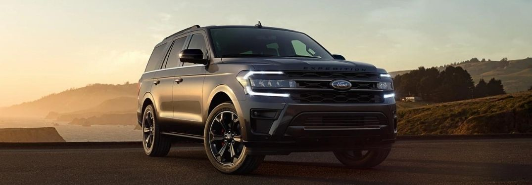 The Lineup of 2022 Ford Expedition