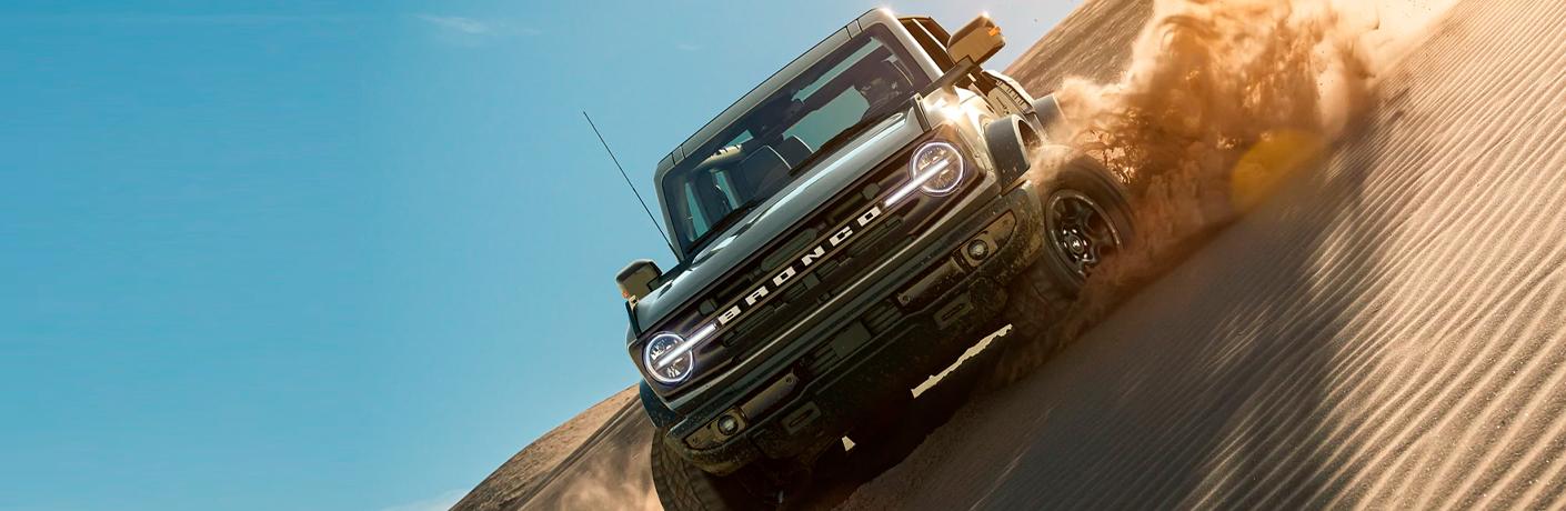 Ford Bronco HOSS System