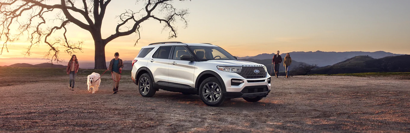 Technology Features of the 2021 Ford Explorer