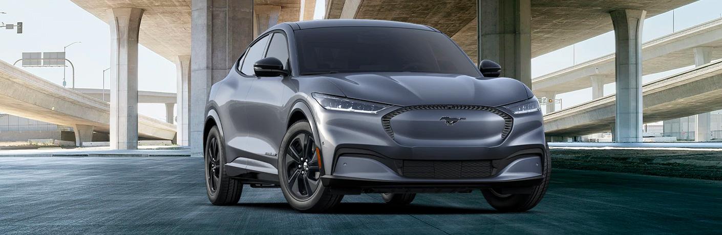 2022 Mustang Mach E Infotainment
