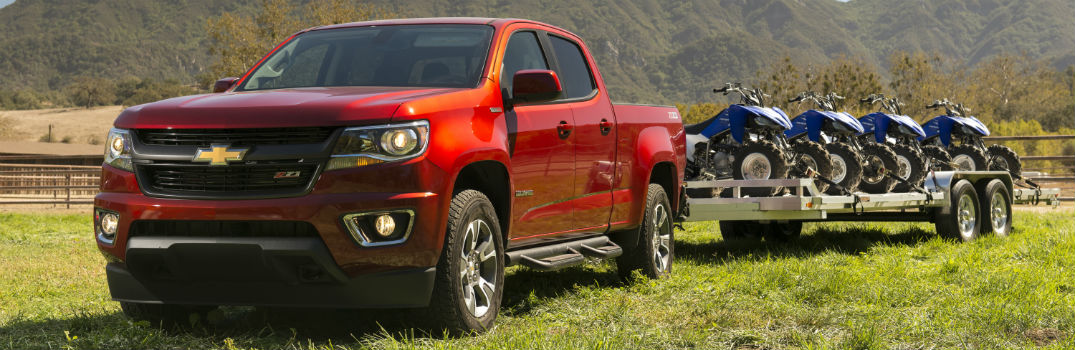 Awesome 2017 Chevrolet Colorado Release Date And New Features_o