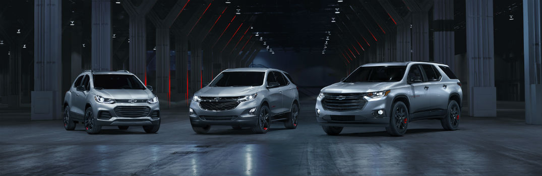What Is The Chevrolet Redline Special Edition Series