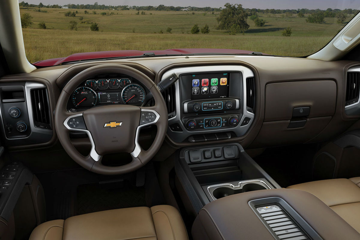 2018 Chevrolet Silverado 1500 Engine Features and Trim Levels