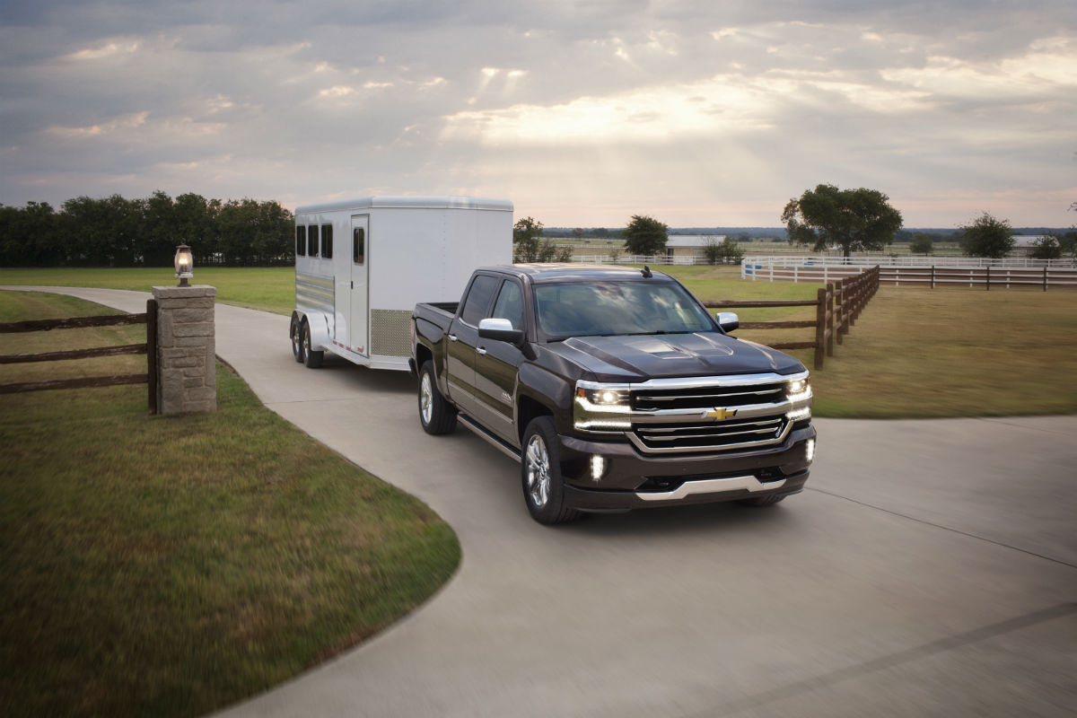 All Chevy chevy 1500 towing capacity : 2018 Chevrolet Silverado 1500 Towing and Hauling Capabilities
