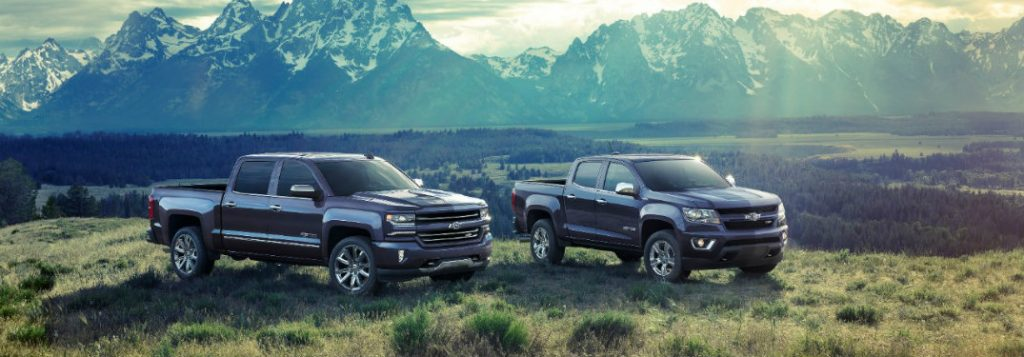 What Comes With the Chevy 2018 Silverado and Colorado ...