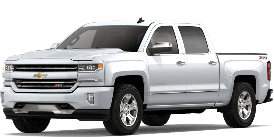 2018 Chevrolet Silverado Color Options | Jack Burford ...