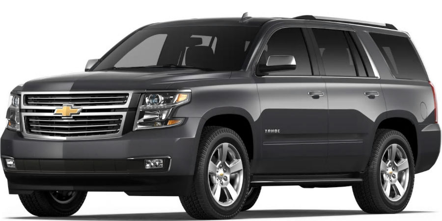 2018 Chevy Tahoe Colors | Jack Burford Chevrolet ...