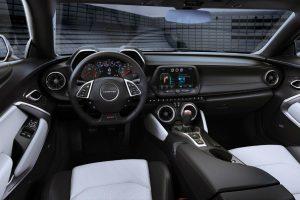 2018 Camaro Interior