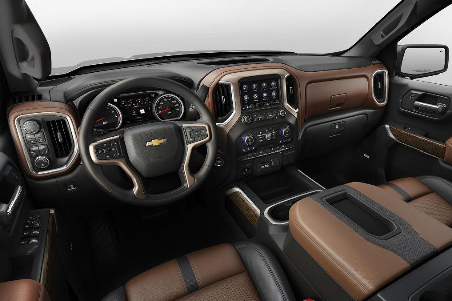 2018 Chevrolet Sonic Price >> 2019-Chevy-Silverado-Interior_o - Jack Burford Chevy