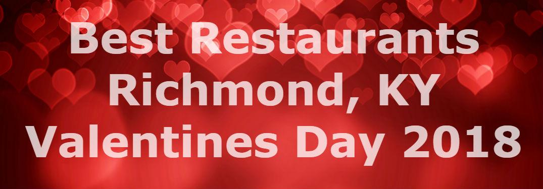 Best Restaurants For Valentine S Day In Richmond Ky Jack Burford