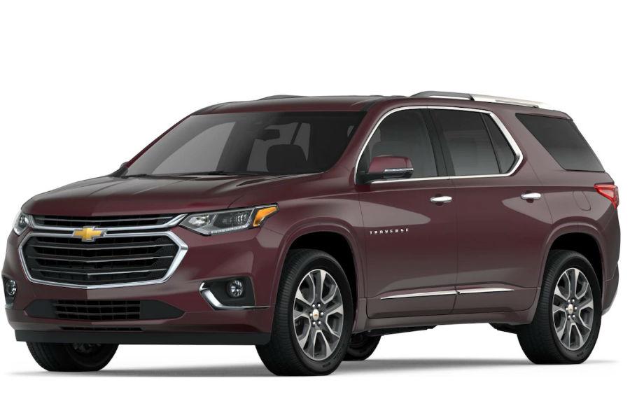 Purple Cars 2018   Jack Burford Chevrolet - Richmond, KY