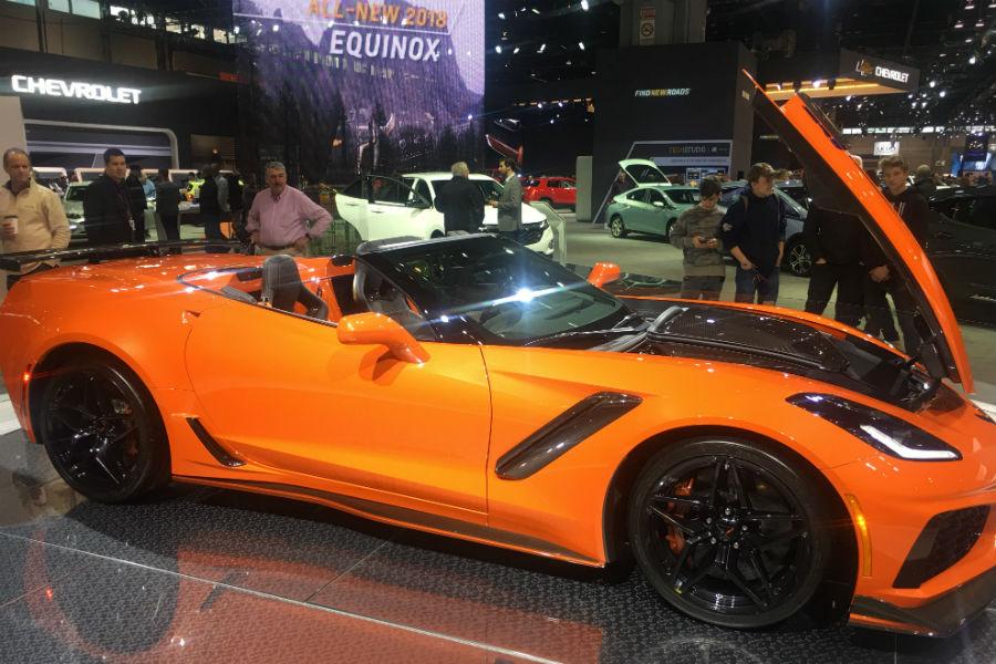 Junjin dating 2019 corvette