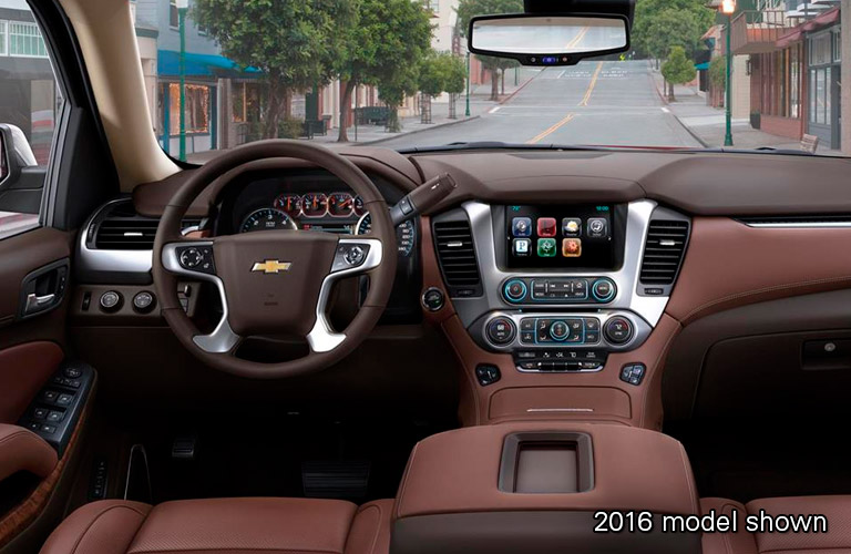 2018 Chevrolet Tahoe Interior