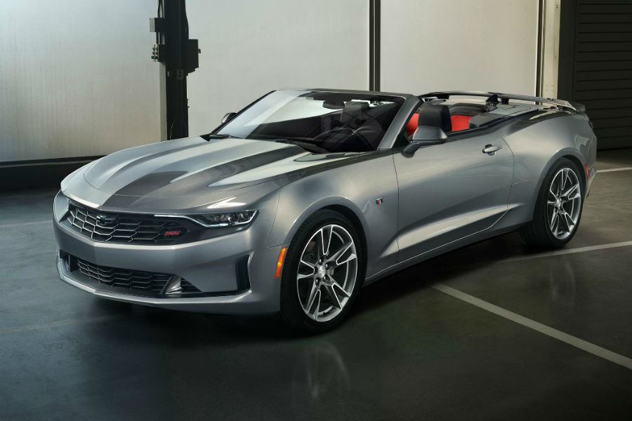 2019 Chevrolet Camaro Release Date And What S New Jack