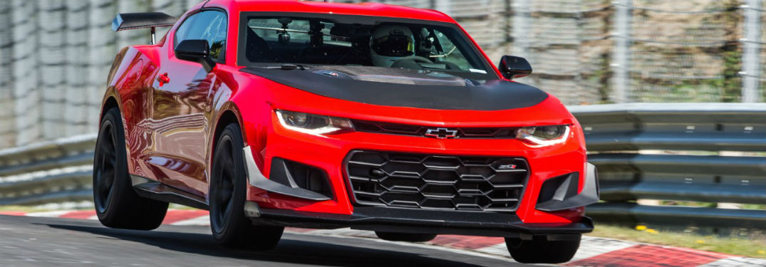 2019 Chevrolet Camaro Engine Options Jack Burford Chevrolet