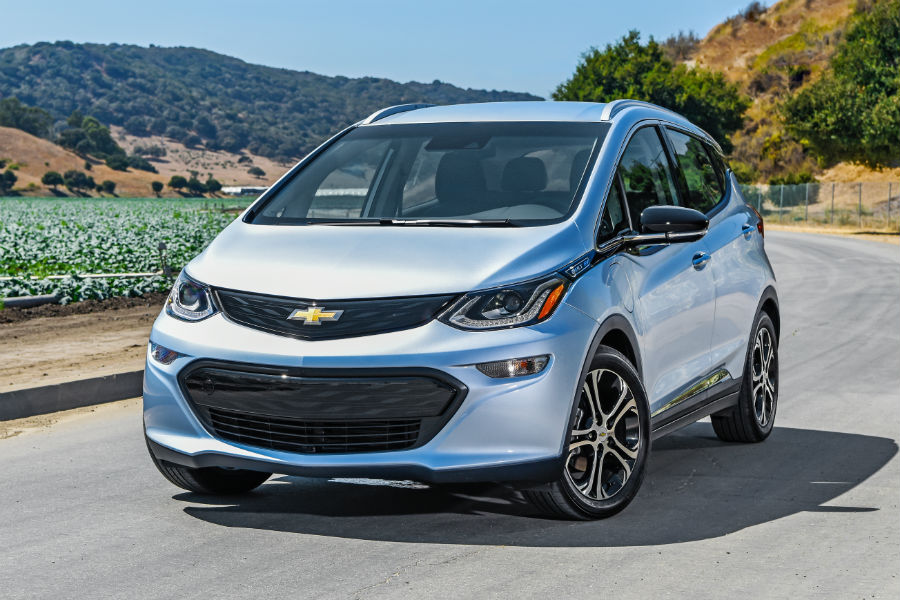 2019 Chevy Bolt New Features Jack Burford Chevrolet