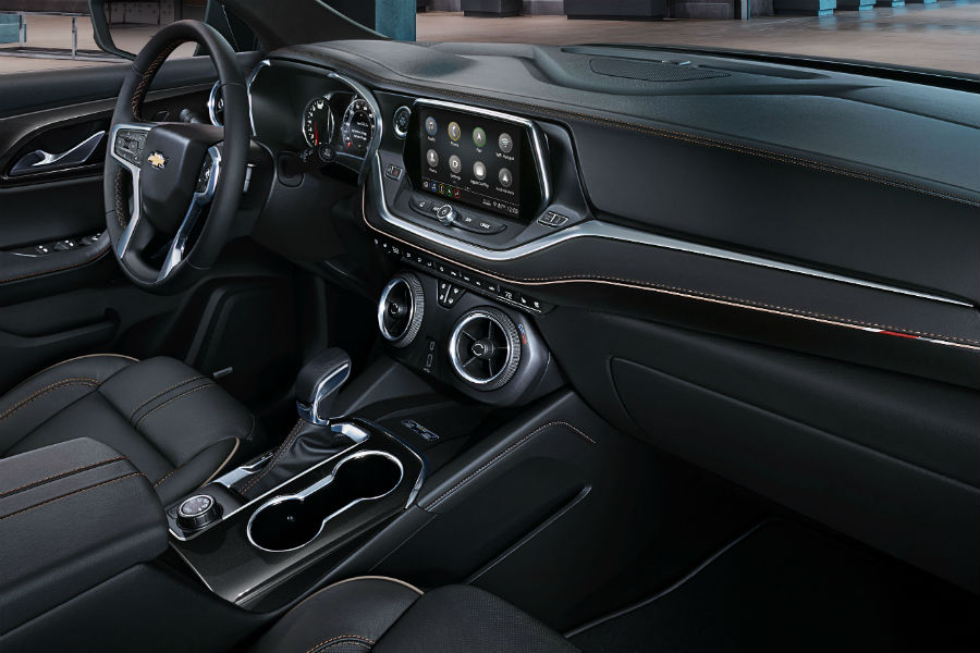 Tech in 2019 chevy blazer interioro jack burford chevy interior dashboard and more of 2019 chevy blazer publicscrutiny Image collections