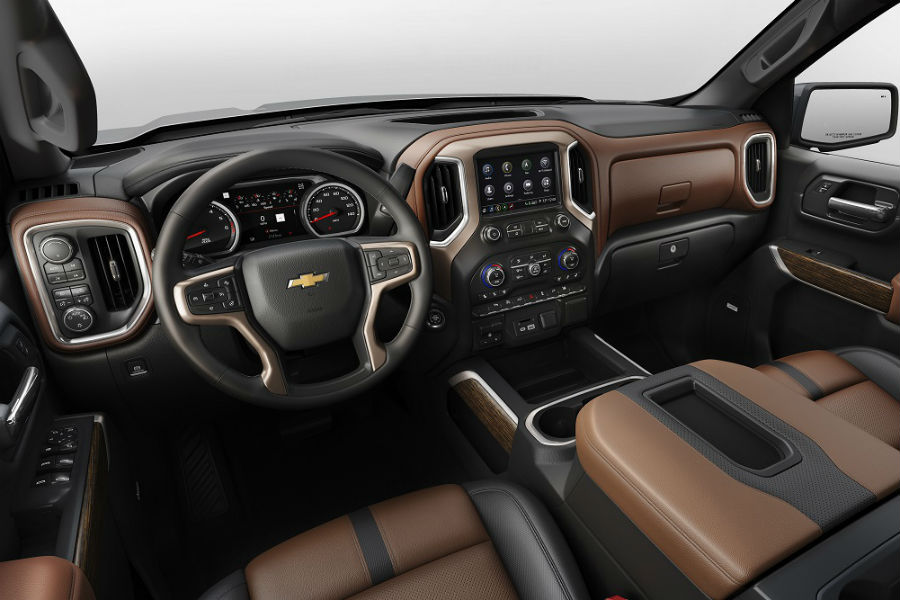 2019 Chevrolet Silverado Concept >> Chevy High Country Interior Colors | Brokeasshome.com