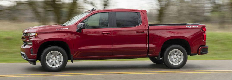 2019 Chevy Silverado 1500 Towing Capacity