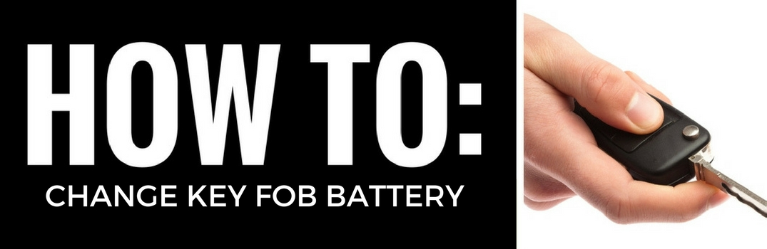 How to Change the Battery in Your Chevy Key Fob