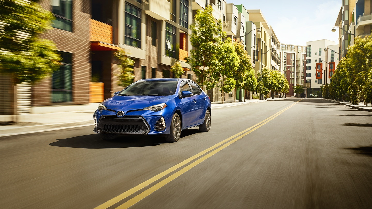 2018 Toyota Corolla: A Well-Rounded Compact Sedan