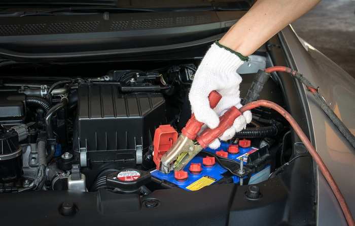 Winter Battery Care Tips from Toyota of Muncie