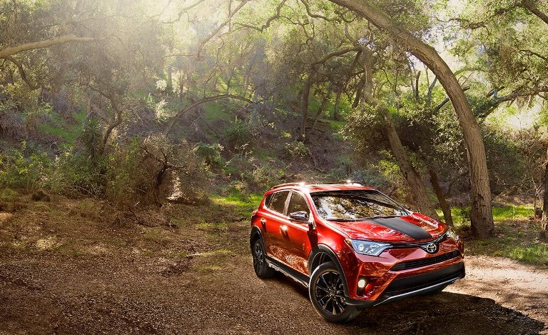 Find Your Perfect 2018 Toyota RAV4 at Toyota of Muncie