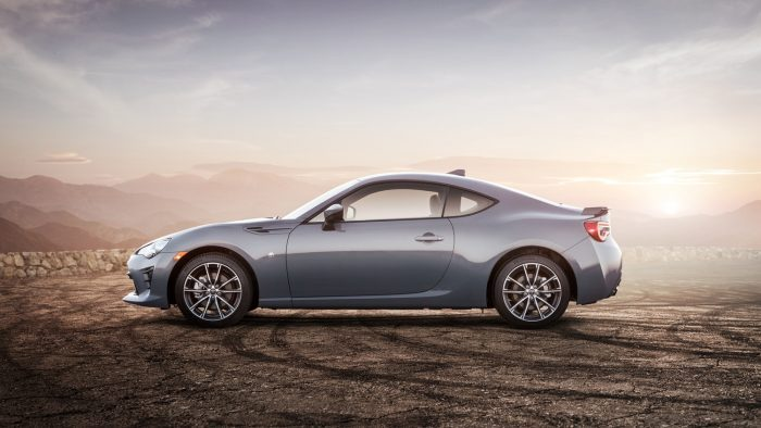 Buckle Your Seat Belt: the 2019 Toyota 86 is coming