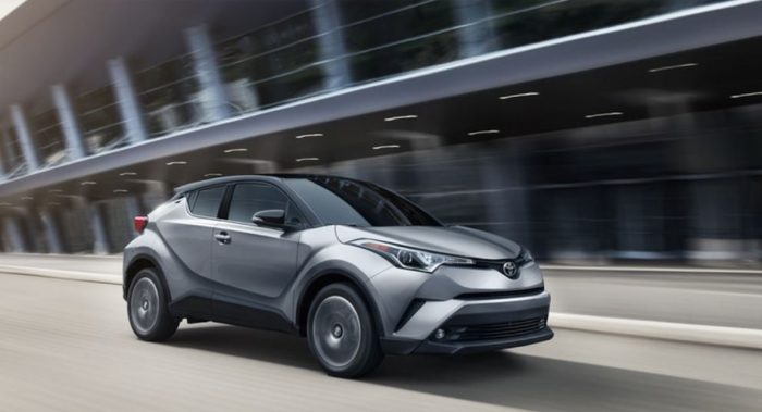 The 2019 Toyota C-HR: Sporty, Safe, and Oh So Stylish