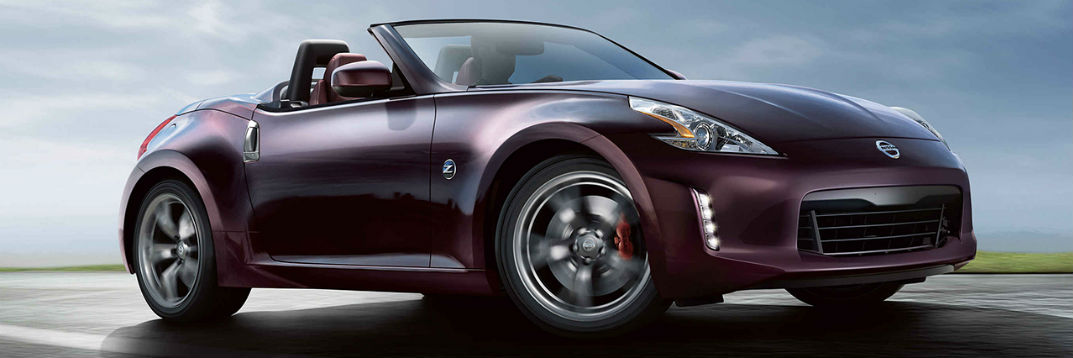 ... 2017 Nissan 370Z Sports Car Exterior Paint Color Options