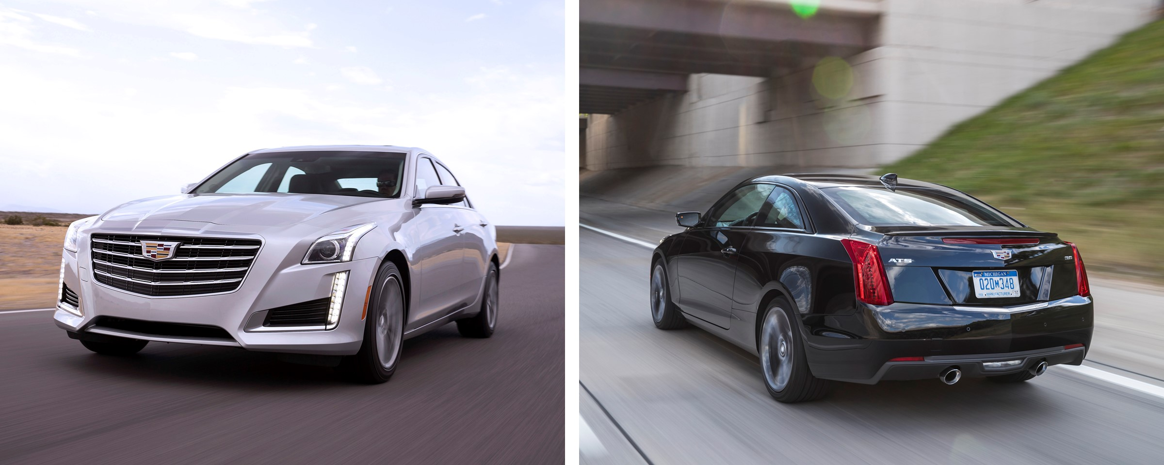 The cadillac ats and cts refined for 2017 baker motor for Cadillac motor car company