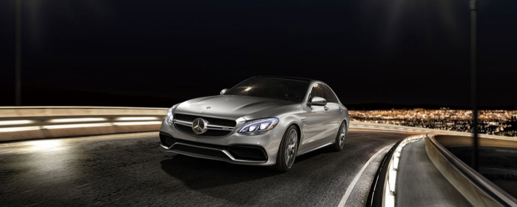 safety tips  driving  mercedes benz  class  night baker motor company