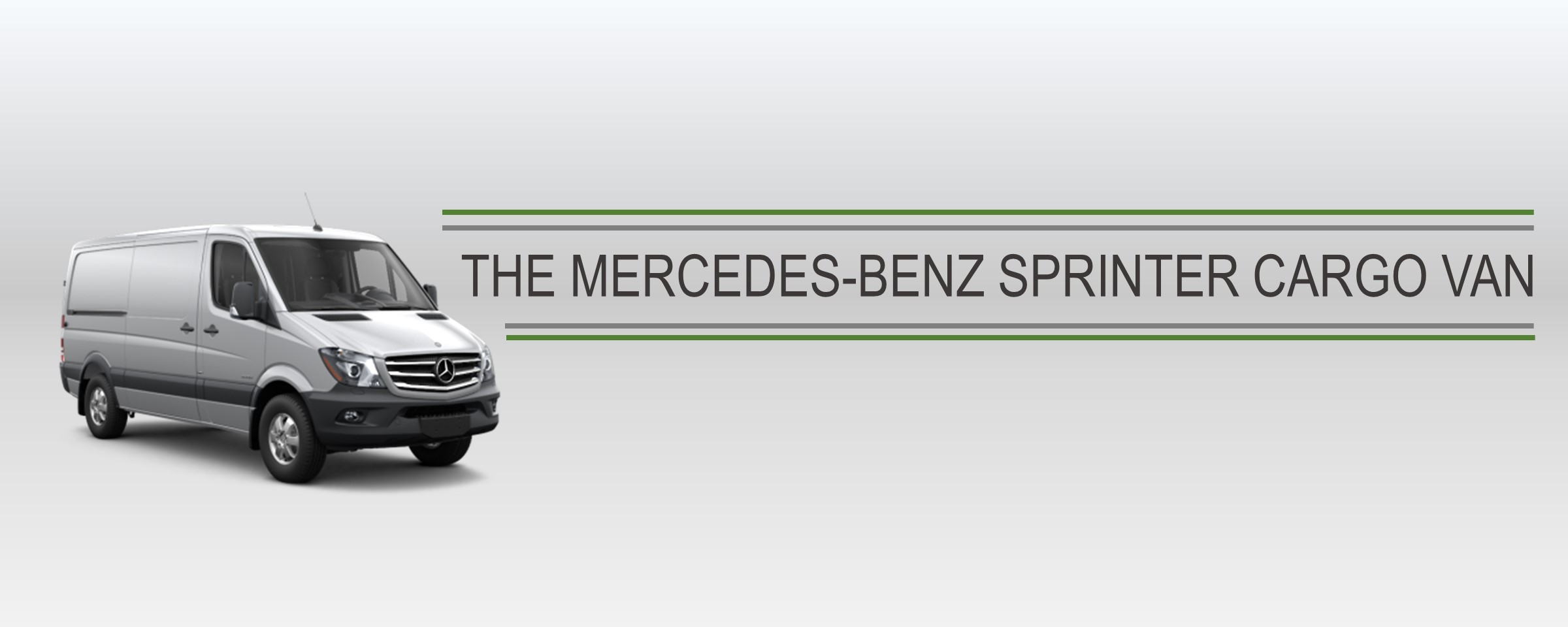 Amazing quality the mercedes benz sprinter cargo van for Mercedes benz sprinter cargo van