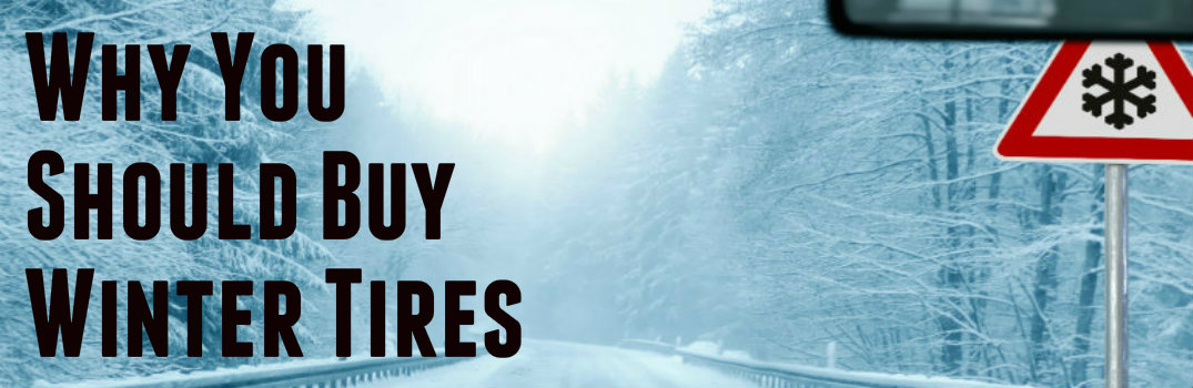 Why You Should Buy Winter Tires at Mike Maroone's