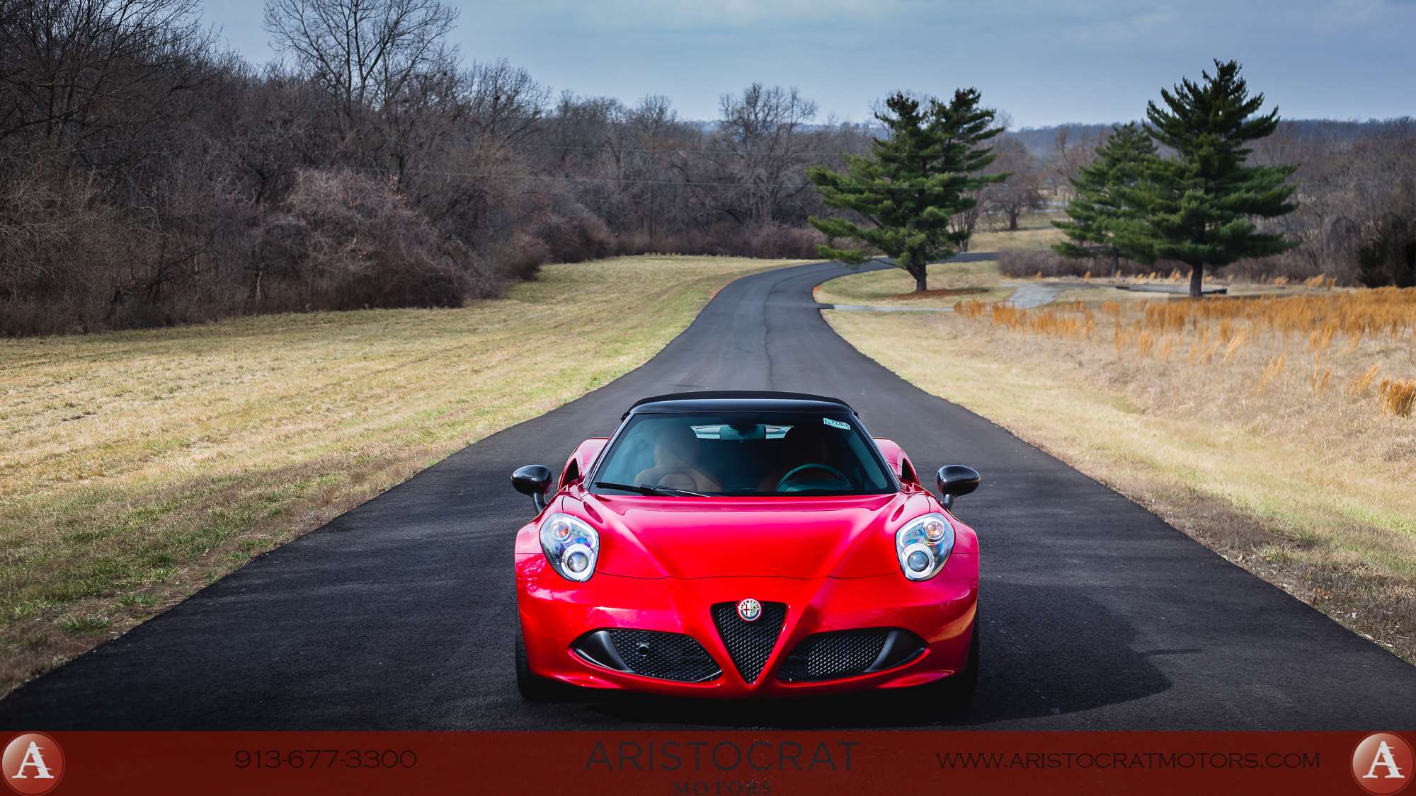 Aristocrat Motors Page 8 Of 14 Official Blog Alfa Romeo Umbrella The 4c Is Often Referred To As A Tiny Ferrari But Thats Not Just Because Italian Badge And Curvaceous Bodywork