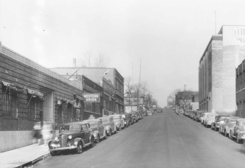 Kansas City's Unique Automobile Row