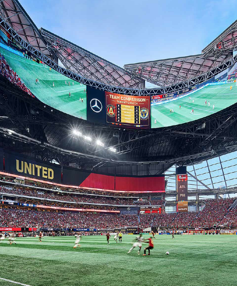 The Stadium Factor: How Architects Can Help Propel Soccer's Rising Popularity in the U.S.