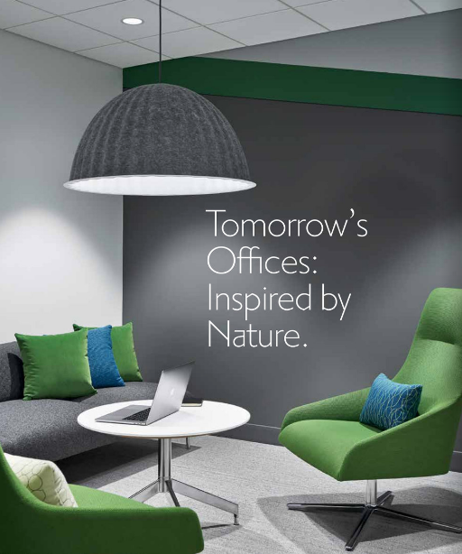 Tomorrow's Offices: Inspired by Nature