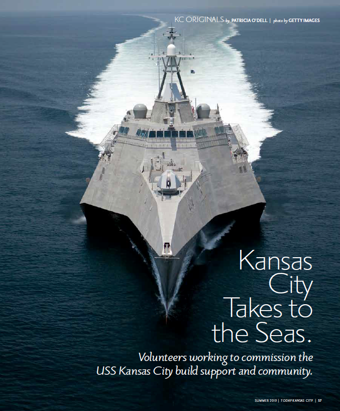 Kansas City Takes to the Seas