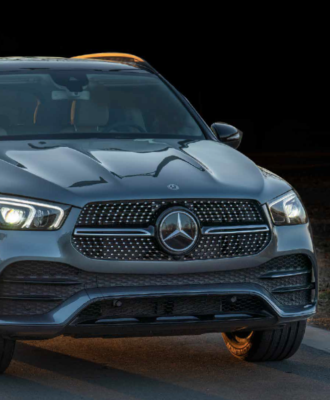 Mercedes-Benz GLE 350 4MATIC. The Fourth Generation SUV is Bigger, Smarter, and More Elegant