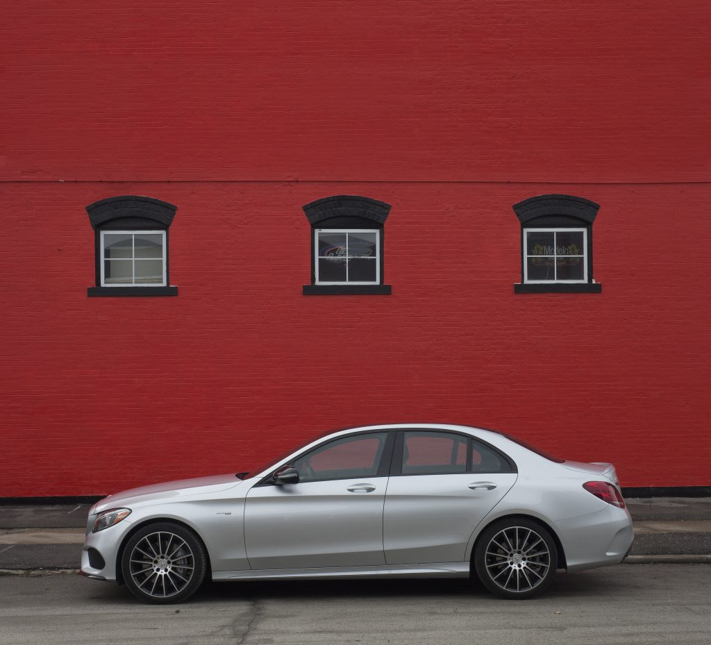 The AMG C43 Sports Sedan Is A Complete Package