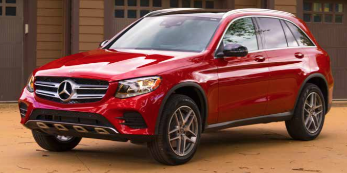 Mercedes benz glc 300 is a vehicle for all seasons for Kc mercedes benz
