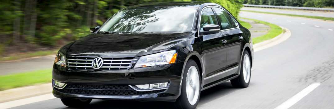 2016 Passat Los Angeles technology features