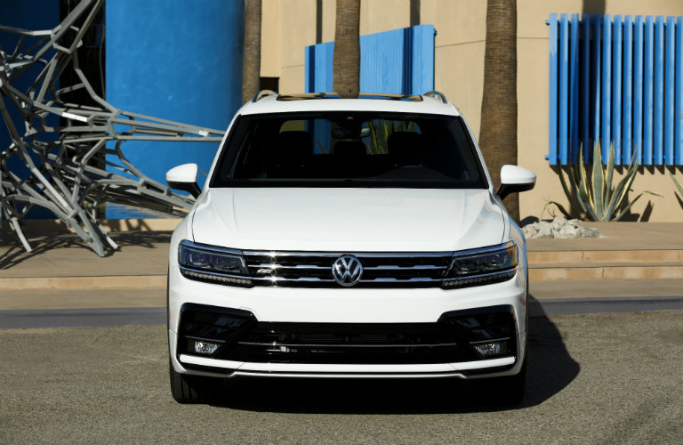 volkswagen tiguan towing review