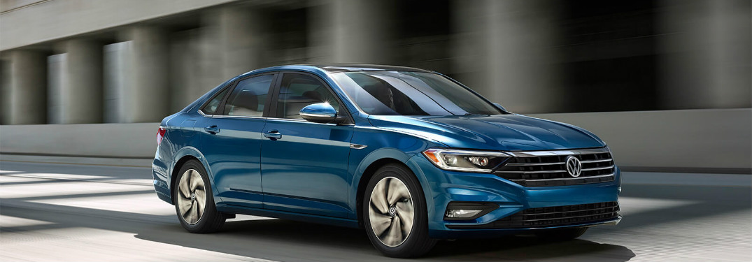 What Colors Does the 2019 Volkswagen Jetta Come In?