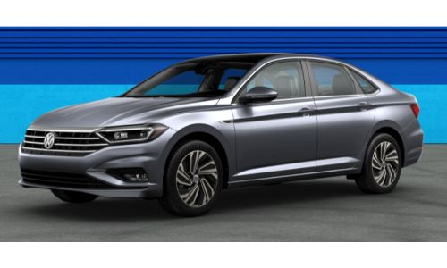 2019 VW Jetta Platinum Gray Metallic